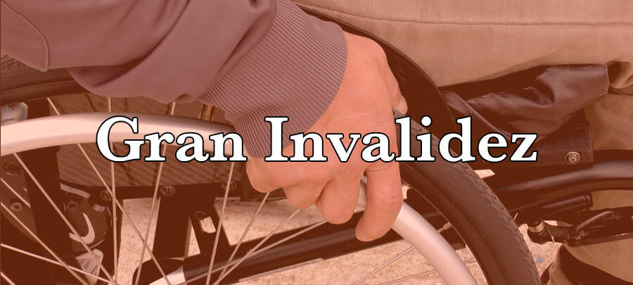 Gran Invalidez