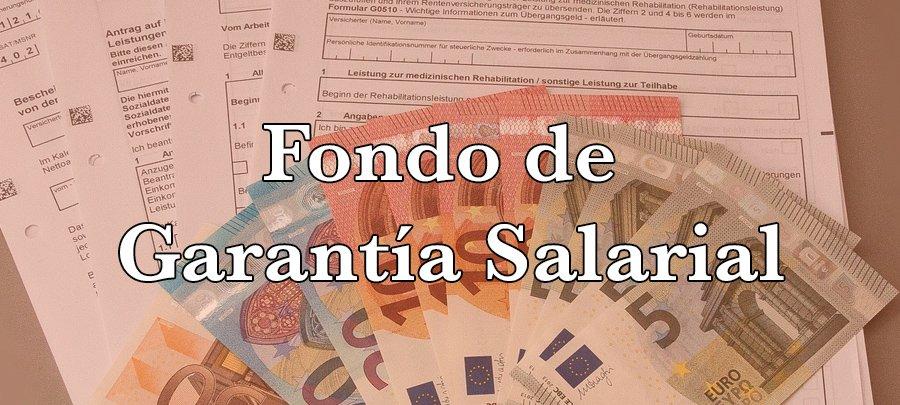 Fondo de Garantía Salarial - FOGASA